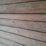 шлифовка конопатка сруба