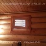 вентиляционное окно, стены о.ц.б