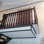 Балкон лестницы ( второй свет)