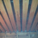 черновой потолок