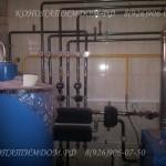 Газовое оборудование в деревянном доме