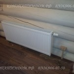 Радиатор с регулятором